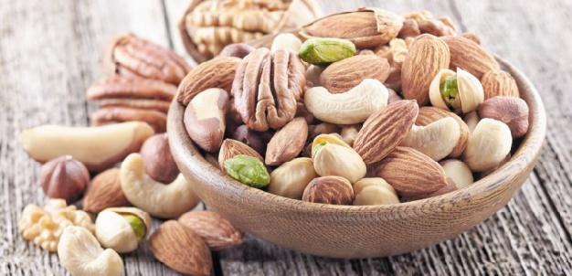 Réponses d'expert : Les noix et les amandes sont-elles vraiment antistress?