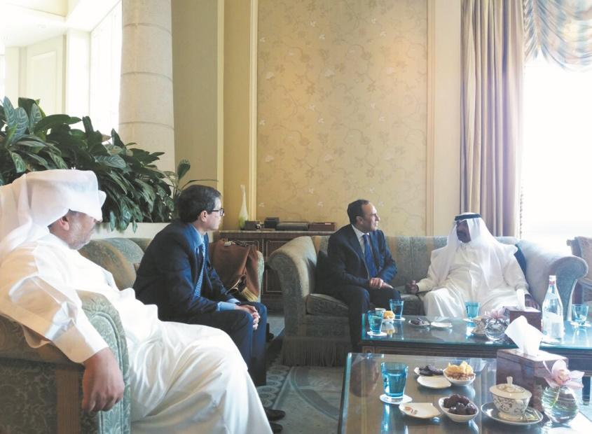 Inauguration du port Hamad au Qatar : Habib El Malki représente S.M le Roi