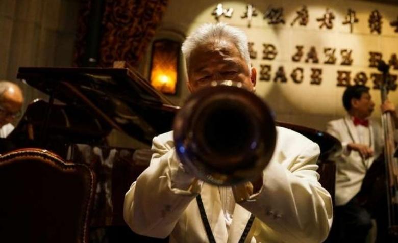 A Shanghai, les papys du jazz ressuscitent les Années folles