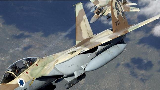Raid israélien dans la province syrienne d'Hama