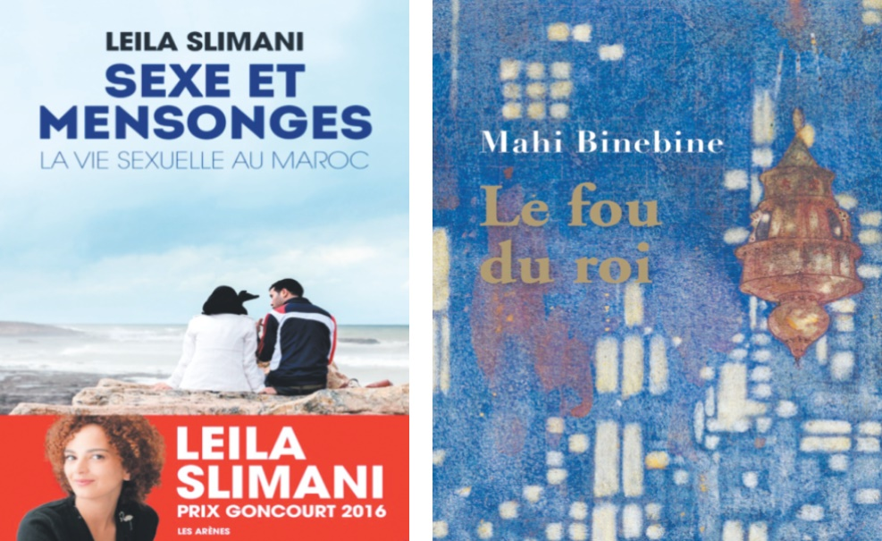 Leila Slimani et Mahi Binebine en lice pour le Prix Renaudot
