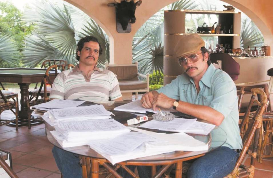 """""""Narcos"""", la série qui laisse un goût amer en Colombie"""