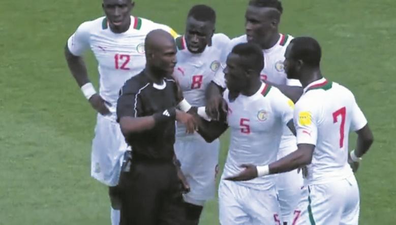 Afrique du Sud-Sénégal à rejouer L'arbitre suspendu à vie