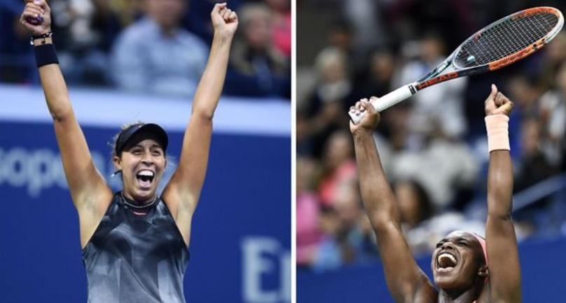 Sloane Stephens et Madison Keys prennent le pouvoir à Flushing Meadow