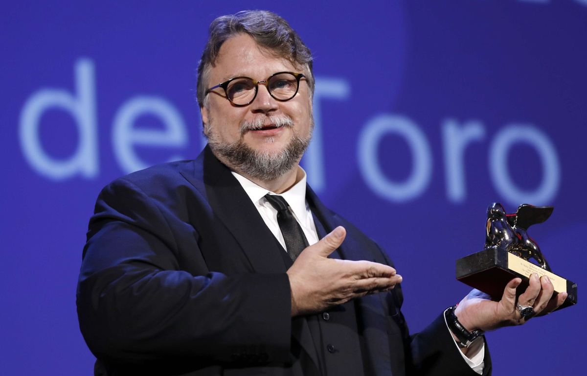 La Mostra de Venise récompense l'ode à la différence du Mexicain Guillermo del Toro