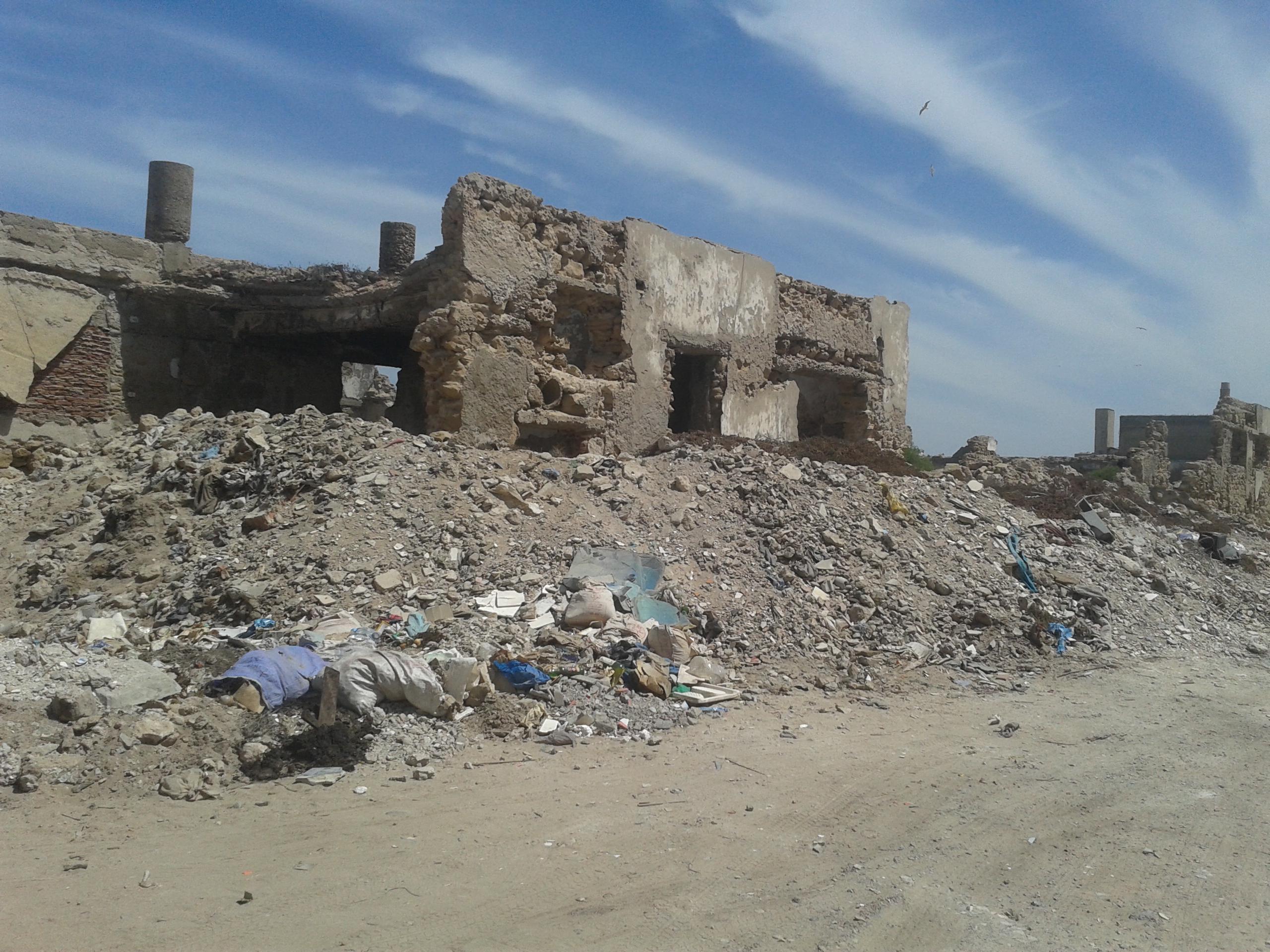 La zone industrielle à Essaouira  agonise dans l'indifférence générale