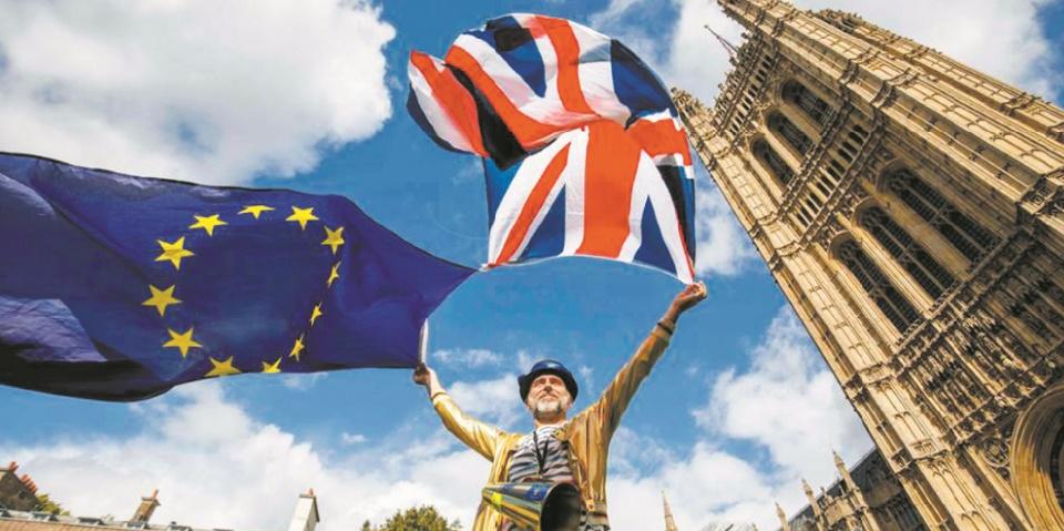 Première étape franchie par le Brexit  sur le chemin de l'abrogation du droit européen