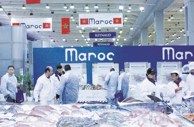 "Participation du Maroc au Salon international ""World Food Moscou"""
