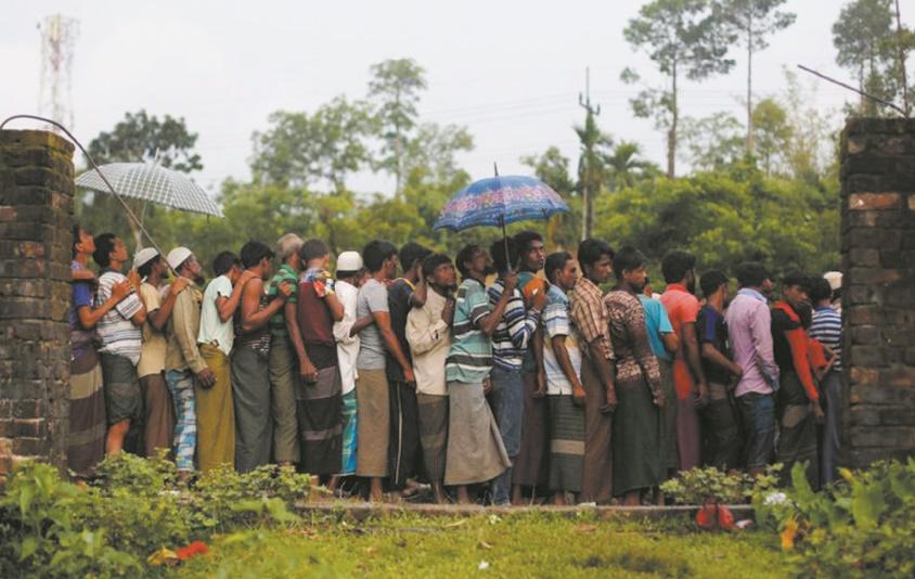 Al Qaïda menace la Birmanie à propos des Rohingyas