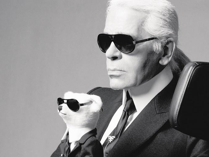 Insolite : Happy birthday Karl Lagerfeld !