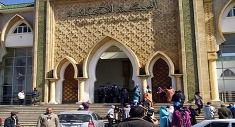 Report du procès des détenus d'El Hoceima