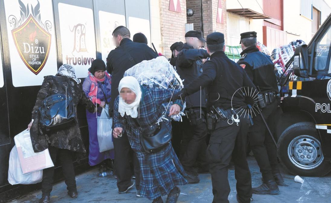 Les riverains de Sebta bientôt acculés à l'obtention de visas pour accéder au préside occupé ?