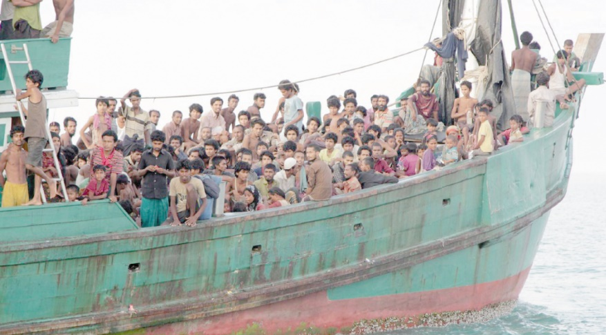 Les Rohingyas ne veulent pas d'aide des groupes terroristes internationaux