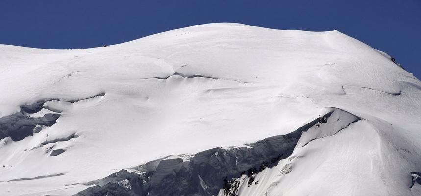 Les glaciers alpins fondent trois fois plus vite depuis 2003