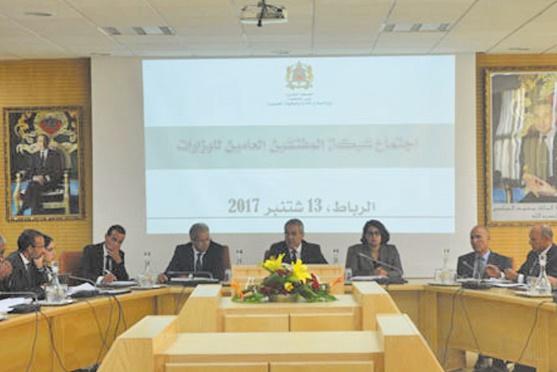 Mohamed Benabdelkader : Les inspections générales des ministères font face  à de grands défis pour la mise en œuvre des programmes de réforme de l'action administrative