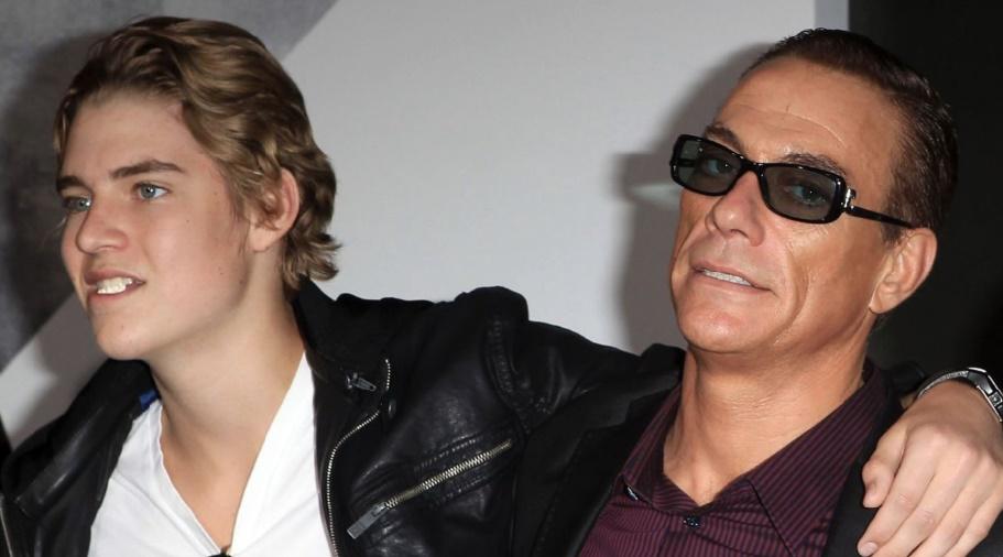 Le fils de Jean-Claude Van Damme sous les verrous