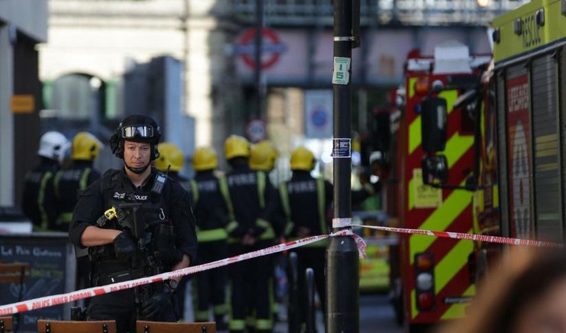 Un attentat dans le métro londonien fait plusieurs blessés