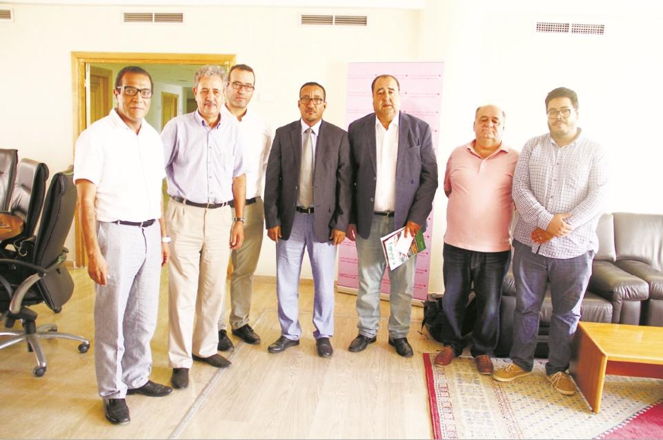 La situation dans le monde arabe au centre de l'entrevue accordée par Driss Lachguar à des participants arabes à l'Académie de la société civile