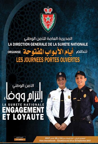 Les journées portes ouvertes de la DGSN, un espace d'échanges et d'interactions fructueux entre les citoyens et la police