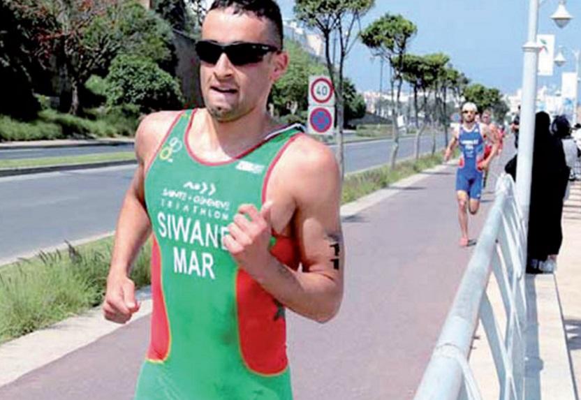 Badr Siwan s'en tire à bon compte au Championnat du monde de triathlon