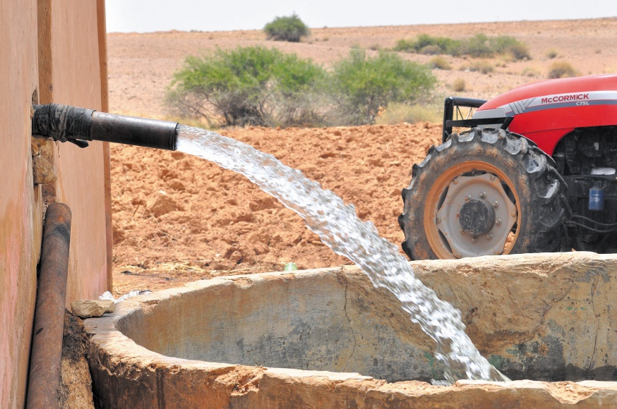 """""""Initiative l'eau et la paix"""" ou lorsque le Maroc met son expérience au service de la paix et de l'hydrodiplomatie mondiales"""