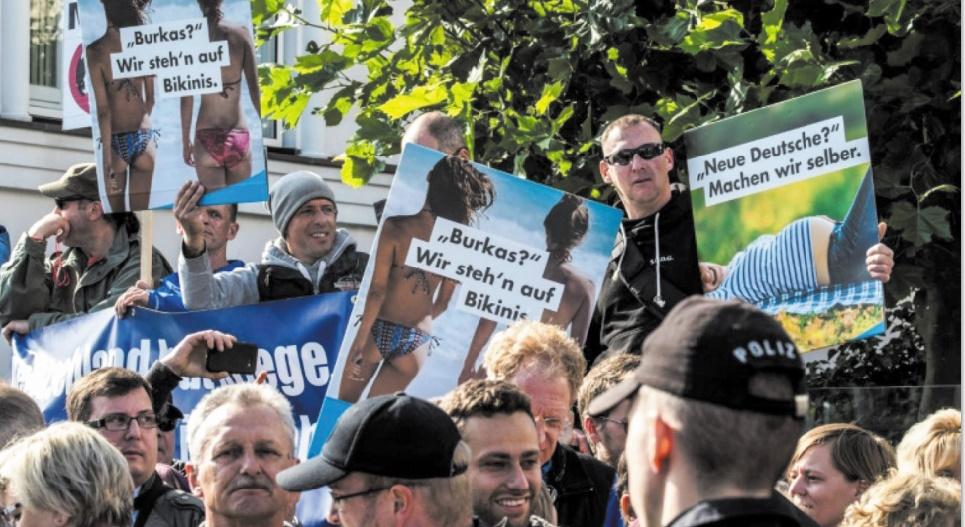 Deux ans après, l'Allemagne tiraillée sur l'accueil des réfugiés