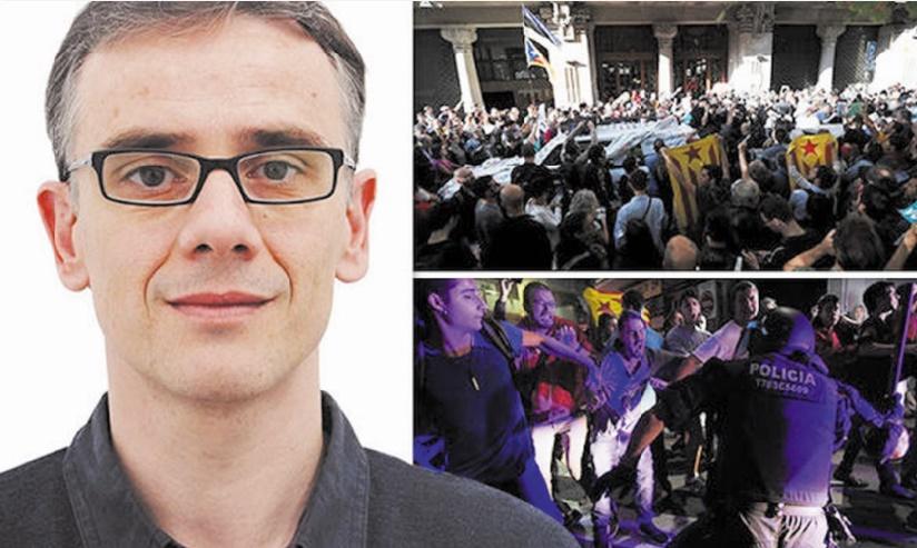 Un membre du gouvernement autonome de Catalogne arrêté par la police