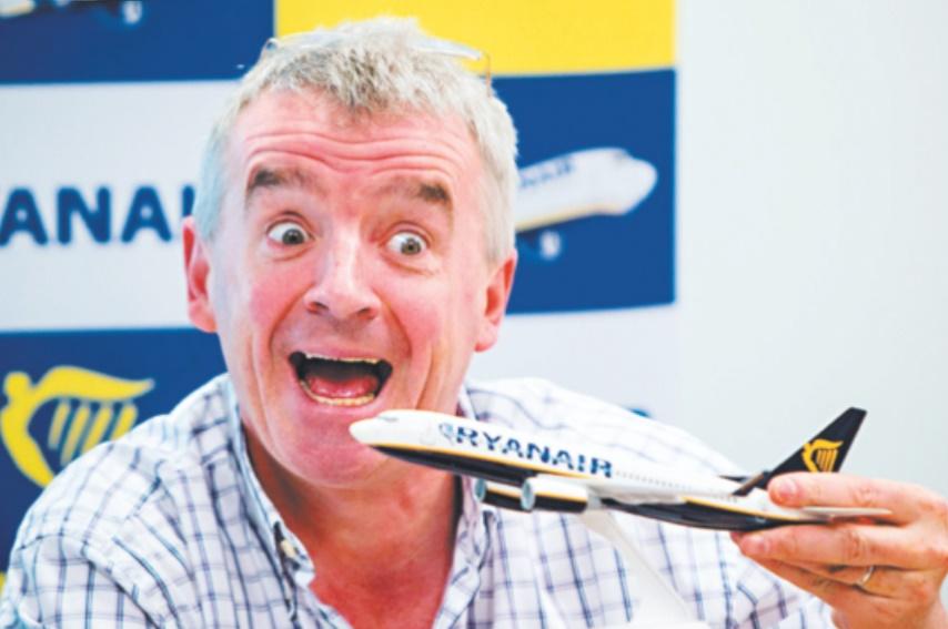 Michael O'Leary dans la tourmente de Ryanair