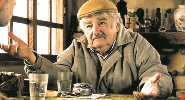 L'ex-président de l'Uruguay, vedette d'un film sur le cannabis