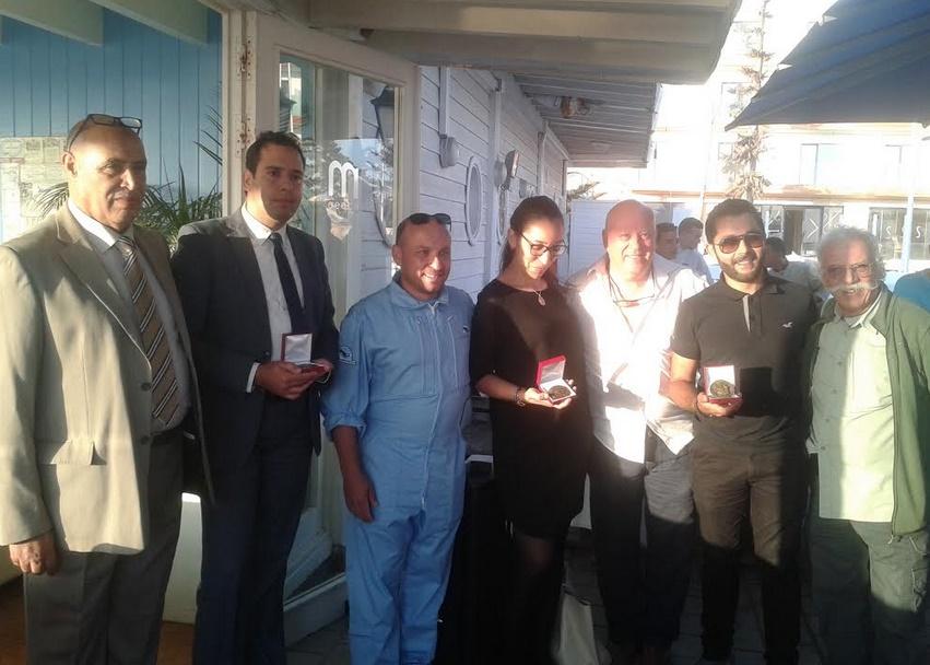En hommage à Antoine de Saint-Exupéry Essaouira installe son banc de liberté