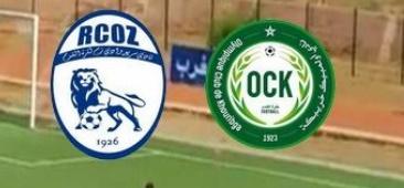 L'OCK s'offre le RCOZ et les quarts de finale de la Coupe du Trône