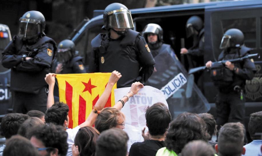 Le gouvernement catalan persiste malgré les difficultés