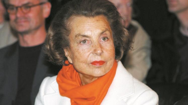 Décès de la femme la plus riche du monde Liliane Bettencourt