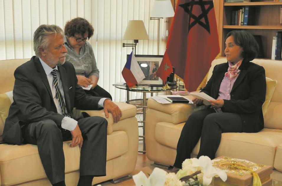 L'homme d'Etat tchèque Frantisek Bublan : Le plan d'autonomie proposé par le Maroc peut apporter une solution pacifique et assurer un avenir prospère pour toute la région