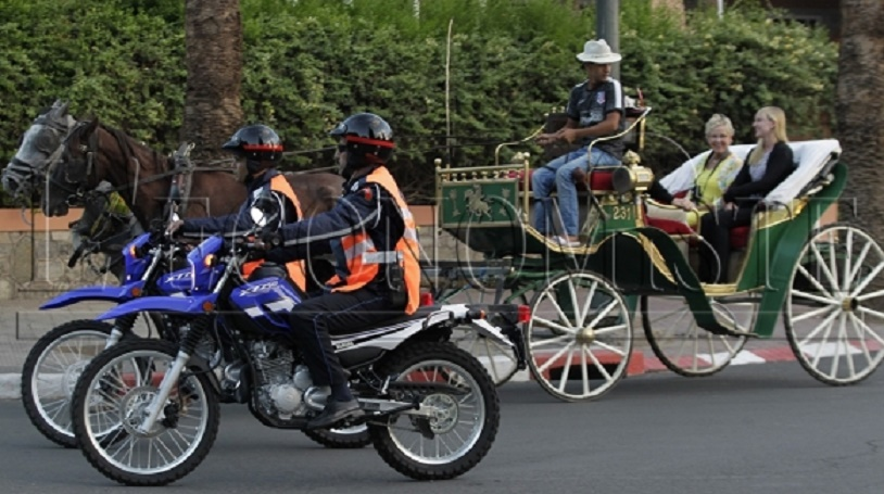 Plus de 1.800 interventions de l'Unité mobile de la police de secours à Marrakech