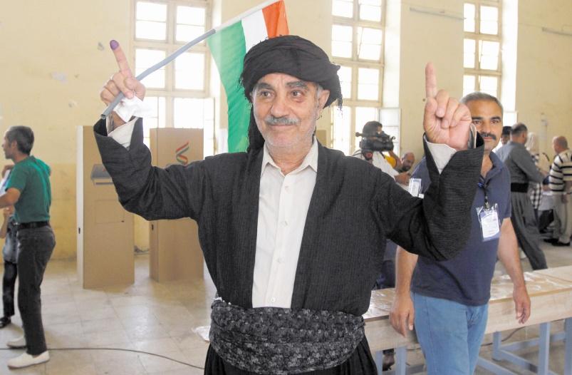 Tension accrue après le vote pour l'indépendance des Kurdes