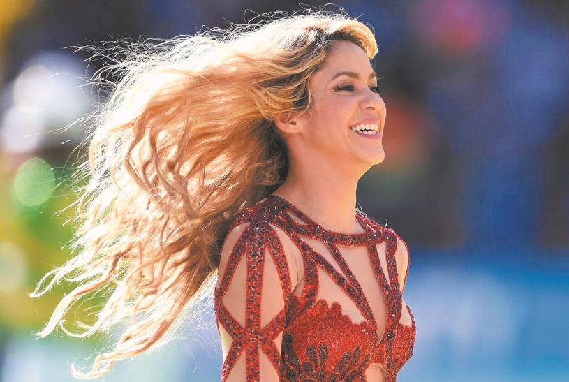 Shakira au top des nominations aux Latin Awards