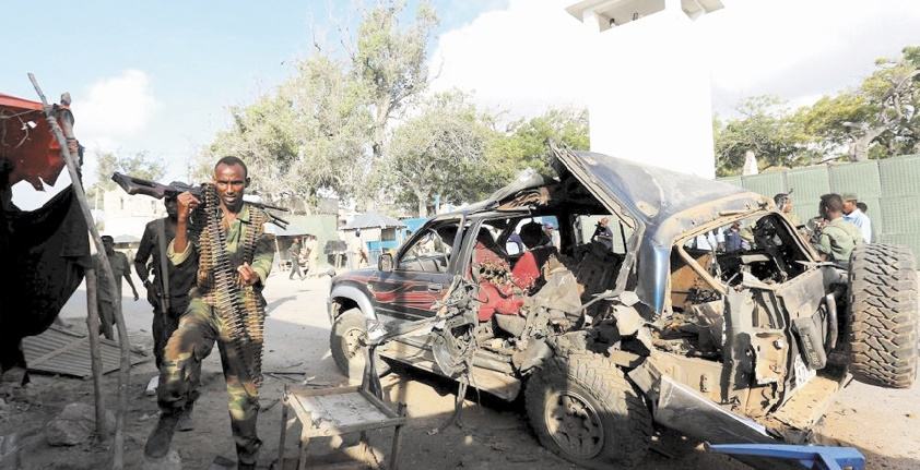 Les shebab revendiquent la prise d'une base militaire en Somalie