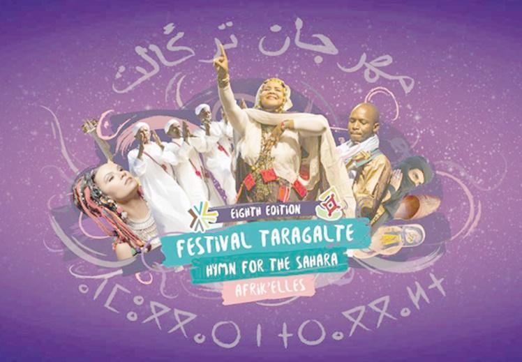 Carrefour des nomades du monde, le Taragalte de retour à Mhamid Elghizlane
