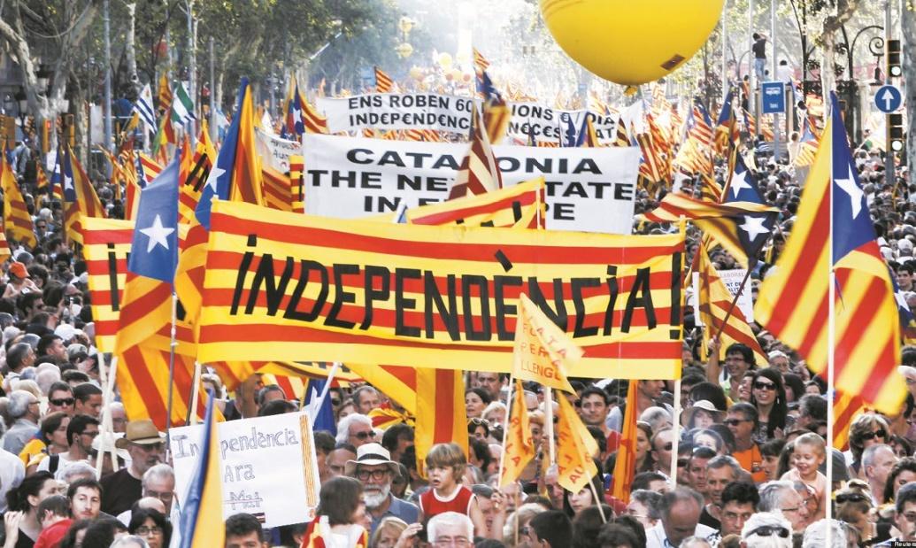 Référendums contre nature : Les ambitions des indépendantistes catalans et kurdes qualifiées d'illusoires