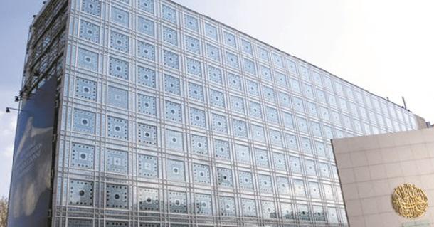 L'Institut du monde arabe s'offre un somptueux show son et lumière à l'occasion de son 30ème anniversaire