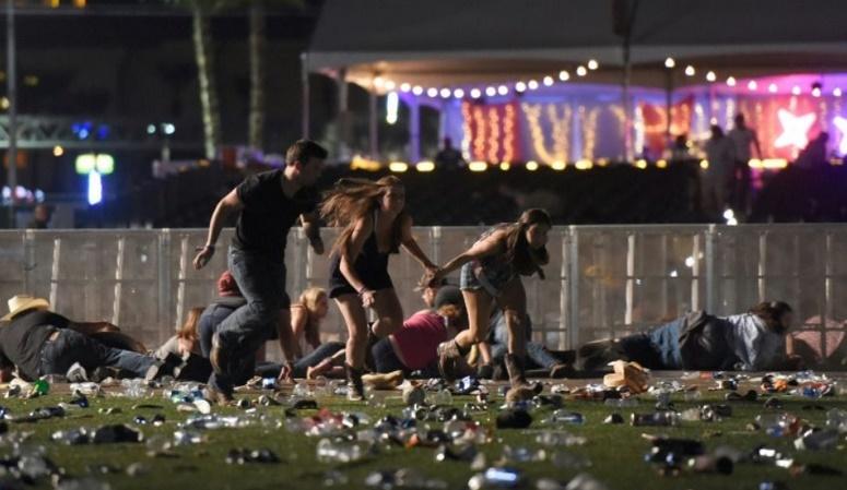 Plus de 50 morts dans une fusillade à Las Vegas