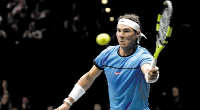 Nadal unioniste : Mon cœur a saigné toute la journée