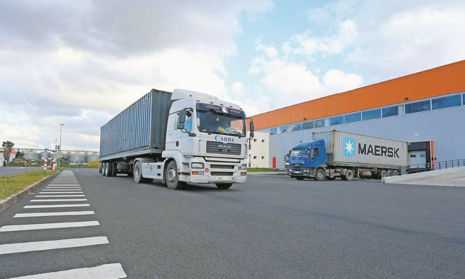 Les transports routiers marocains interdits de circuler en territoire espagnol sous trois jours