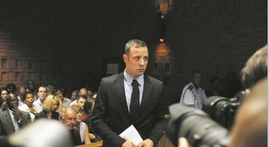 La famille de la victime de Pistorius horrifiée par un film retraçant le drame