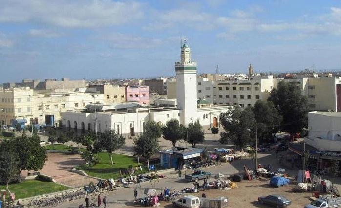 Salon des produits agricoles et du terroir à Boujaâd