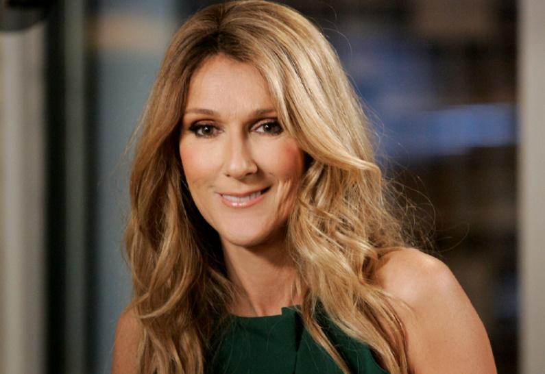Le geste de Céline Dion
