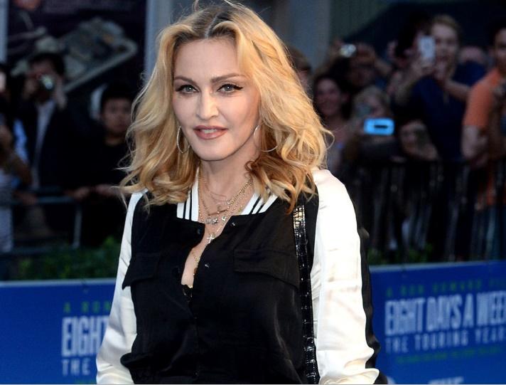 Madonna désignée reine de la pop