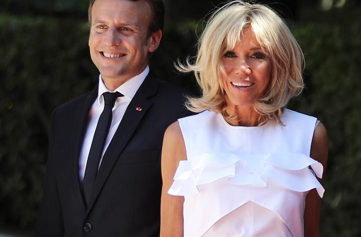Brigitte Macron se confie sur son look