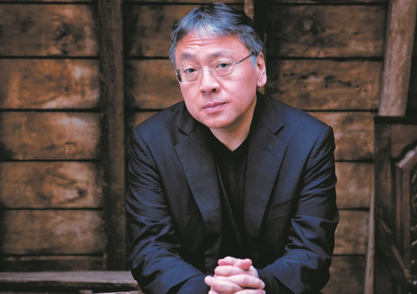 """Le Nobel de littérature au Britannique Kazuo Ishiguro auteur des """"Vestiges du jour"""""""